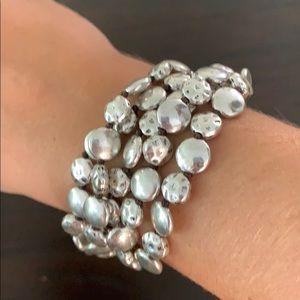 Lucky Silver Bracelet!